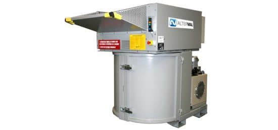 PGS reverse Alterval Compactor
