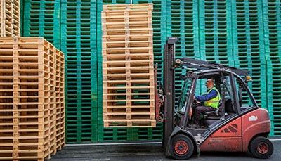 PGS reverse logistics concept