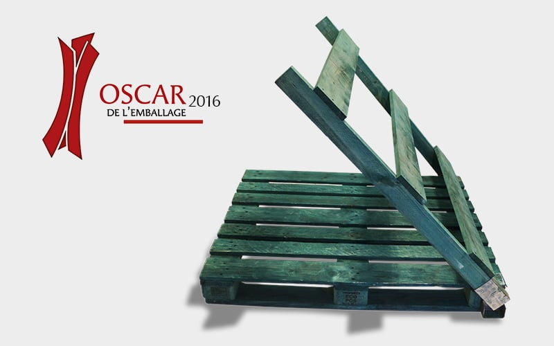 PGS reverse Lauréat Oscar emballage 2016