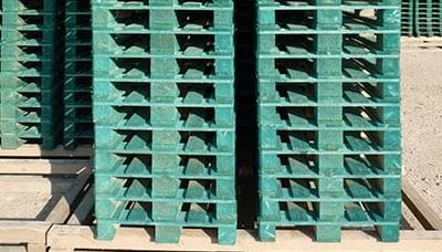 PGS reverse supply of ECO PGS pallets