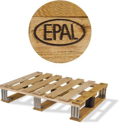 PGS reverse relocalisation EPAL/EUR-Düsseldorfer