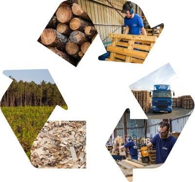 PGS reverse circular economy