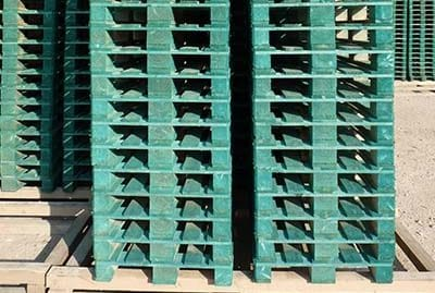 PGS reverse: levering ECO PGS pallets